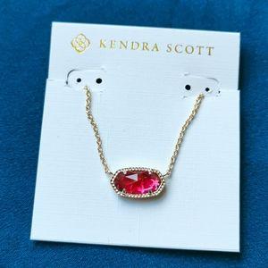 Kendra Scott Elisa gold berry necklace